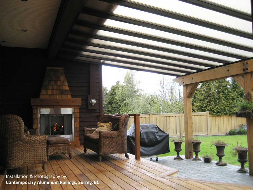 Acrylic Roof Specifications And Photo Gallery