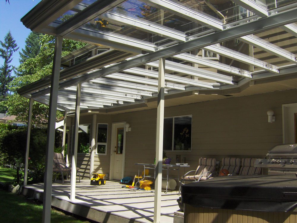 Glass Roof Specifications And Photo Gallery